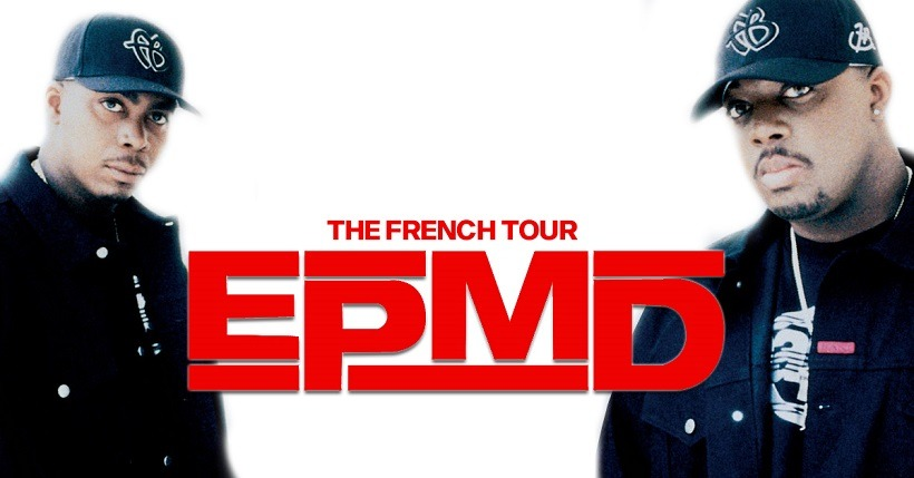 EPMD - The French Tour 2020