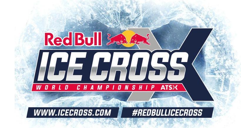 Red Bull Ice Cross d�barque � Pra Loup