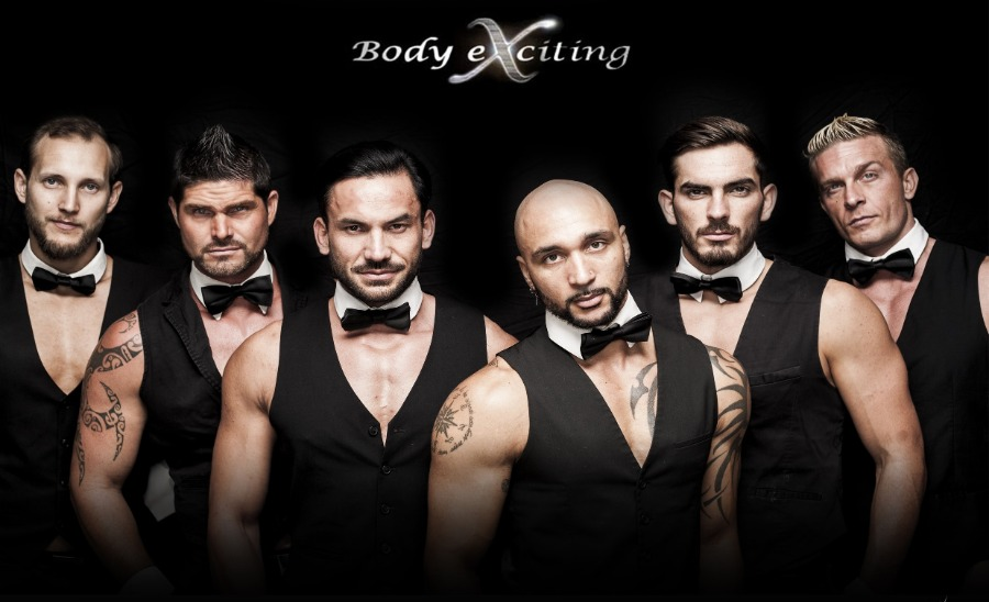 Soirée Chippendales : Les Body Exciting