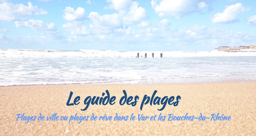 Le guide des plages