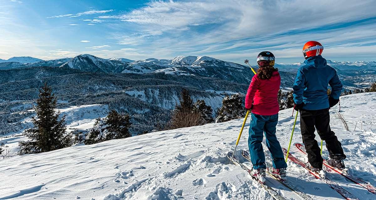 Les stations de ski pr�parent leur ouverture cette ann�e malgr� le covid