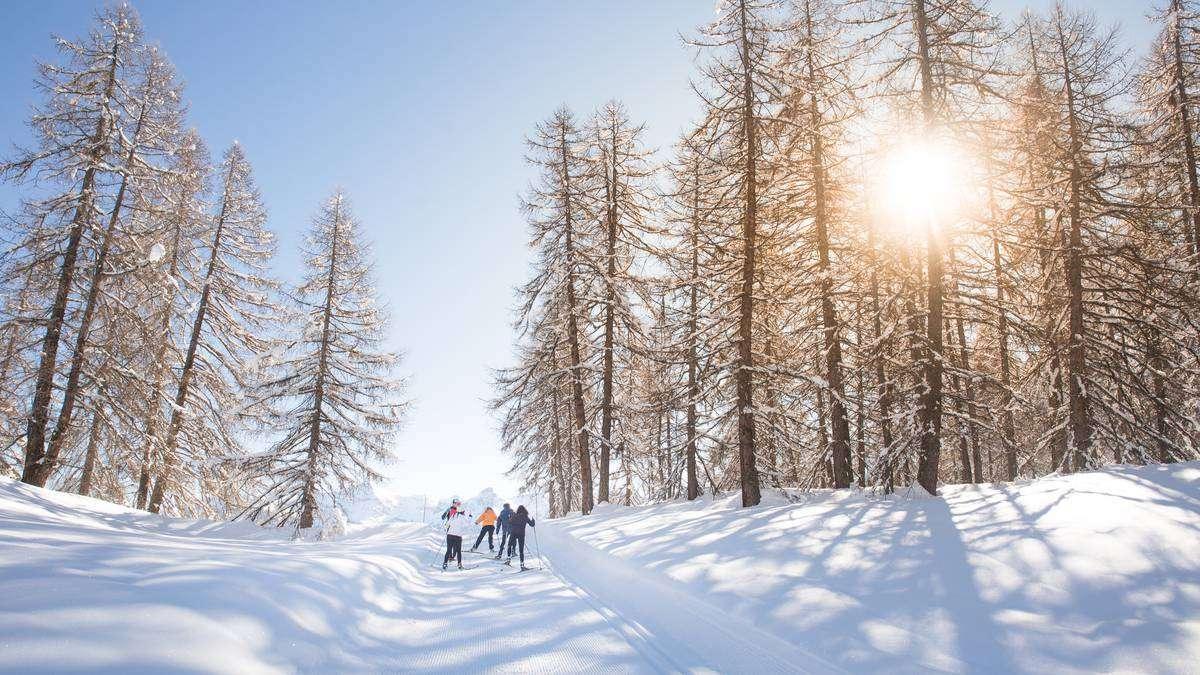 Les premi�res pistes de ski ouvertes d�s ce weekend dans les Alpes du Sud