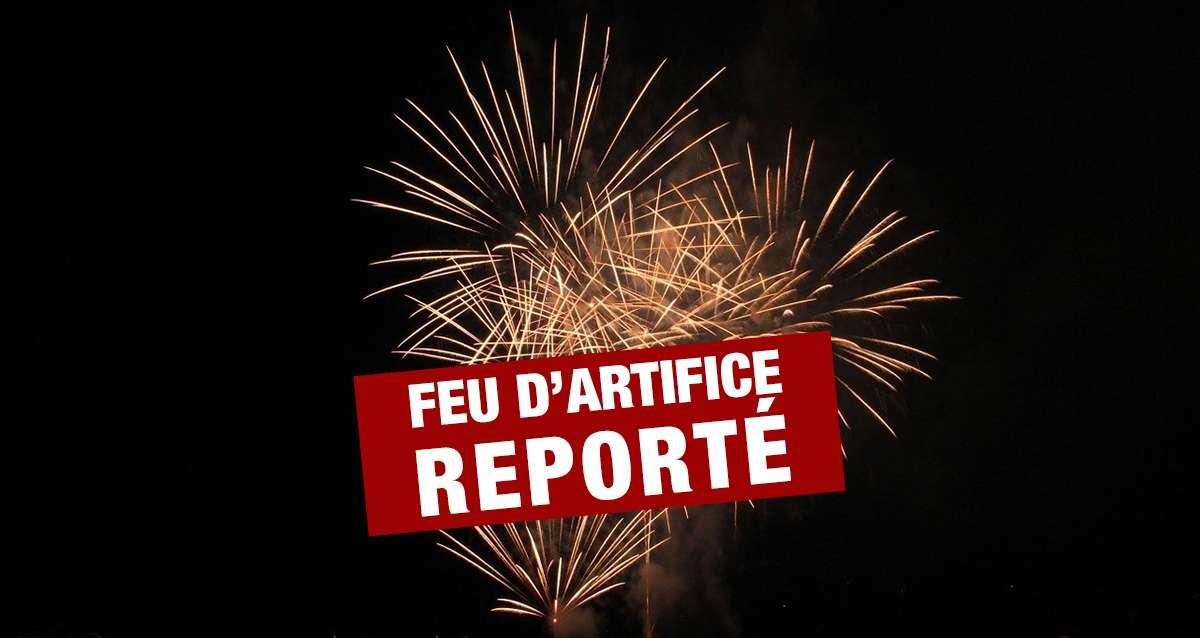 En raison du mistral annoncé, St Cyr reporte son feu d'artifice au 18  juillet - Saint-Cyr-sur-Mer - Frequence-sud.fr