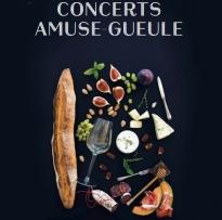 Concerts amuse-gueule - MPG 2019 - 09/10 - 11/12 - Marseille