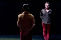 Raphaël Cottin et Jean Guizerix + Cie Humaine