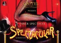 Dîner spectacle cabaret music-hall - 05/10 - 25/04 - Villeneuve-lès-Avignon