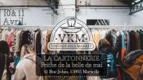 Vintage Kilo Market, opération shopping vintage à la Friche - 10/04 - 11/04 - Marseille
