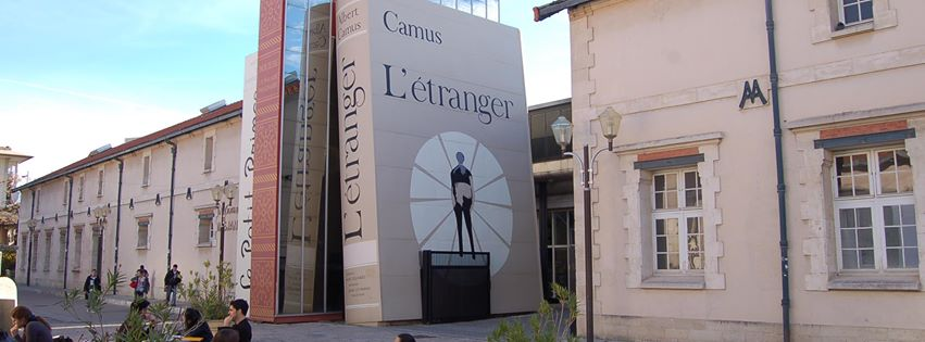 Image result for Cité du livre d'Aix en Provence