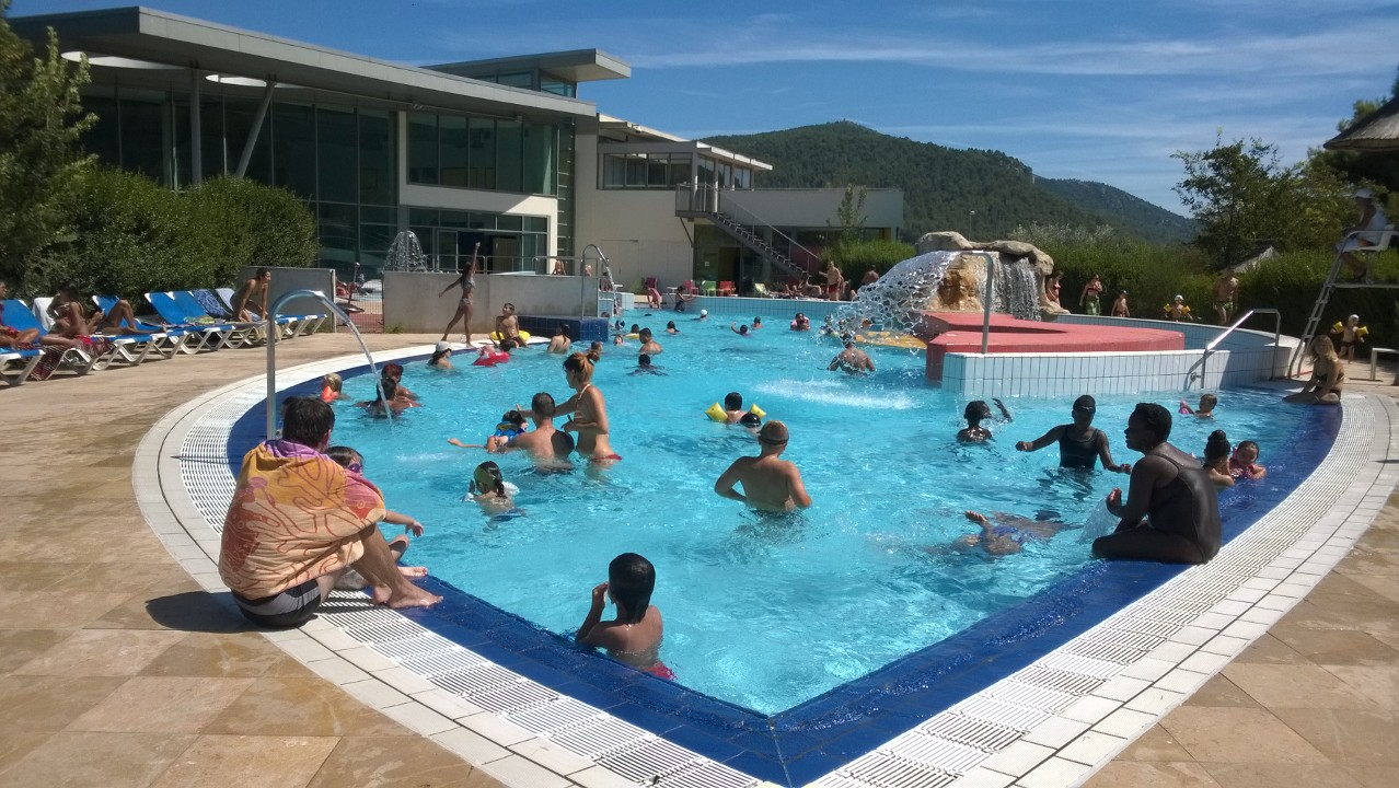 Aquagem g menos frequence for Camping sanary sur mer avec piscine