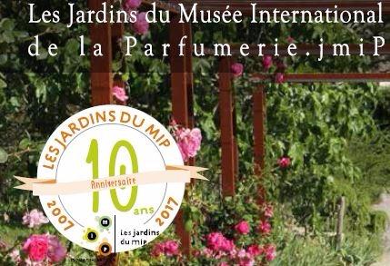 Les jardins du mip mouans sartoux - Jardin du musee international de la parfumerie ...