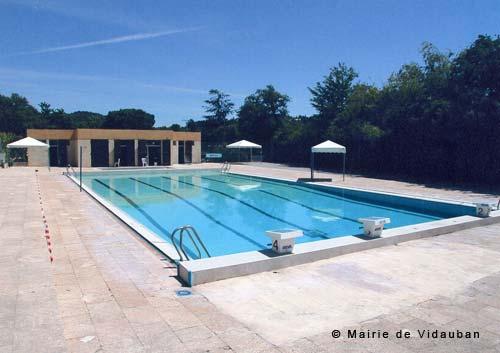 piscine municipale de vidauban vidauban frequence