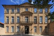 Inauguration du centre d'Art Caumont à Aix en Provence