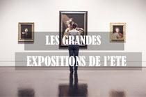 Les grandes expositions de l'�t� en Provence