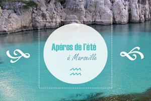 Les apéros de l'été à Marseille