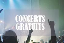 Concerts gratuits dans les Bouches du Rhône