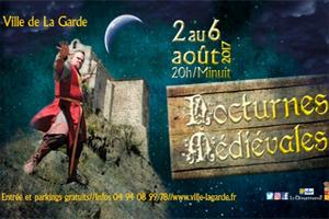 Les Nocturnes Médiévales