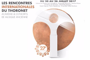 Les Rencontres Internationales du Thoronet