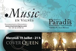 Festival Music en Vignes 2018