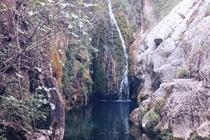 Cascade du Latay
