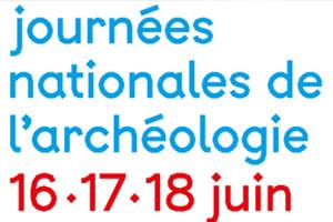 Les journées nationales de l'Archéologie