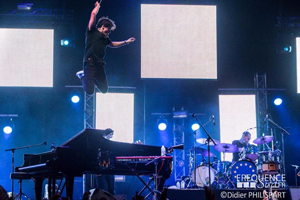 Hommage à Chet et show de Jamie Cullum au Festival Marseille Jazz...