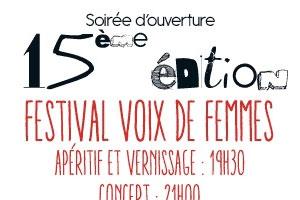 Festival Voix de Femme