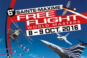 Sainte-Maxime Free Flight  World Masters 2016