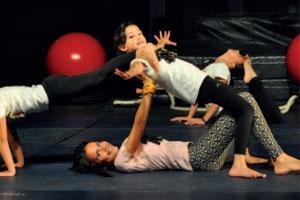 La Biennale du Cirque : les ateliers