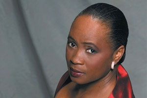Barbara Hendricks et son Blues band