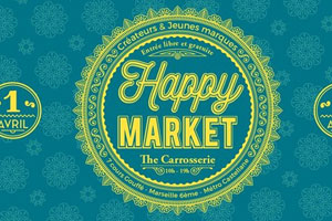 Happy Market at The Carrosserie