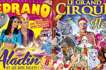 Le Cirque Medrano de retour � Marseille pour No�l