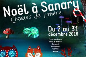 Noël à Sanary - Choeurs de lumière