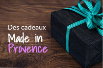 7 id�es cadeaux Made in Provence