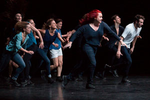 Huées et ovation pour Auguri au Grand Théâtre de Provence