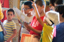 H�tel de Caumont d'Aix : des visites pour les enfants