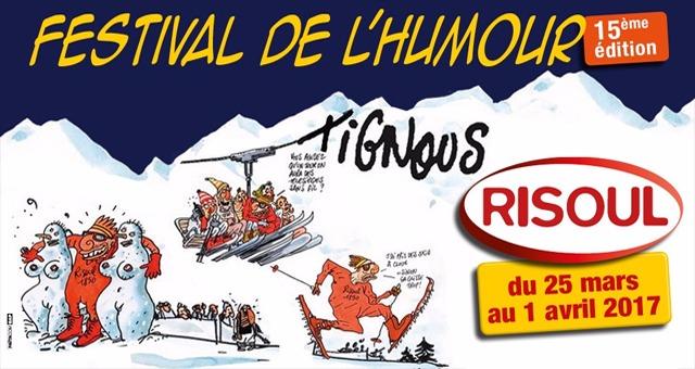 Le Festival de l'humour de Risoul