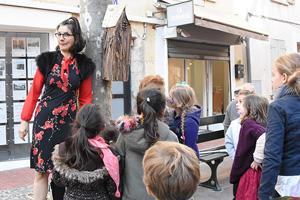 Sanary se d�guise et les enfants s'amusent