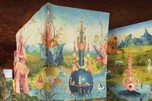 Bosch, Bruegel, Arcimboldo : spectaculaires Carrières de Lumières