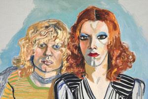 Alice Neel, un écho féminin à Vincent Van Gogh