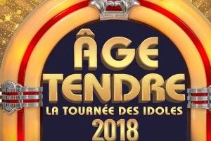 Gagnez vos invitations pour Age Tendre le 9 mars au Dôme