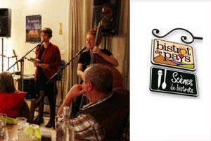 Scènes de Bistrots : quand les artistes s'invitent à votre table !