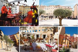 L'art et la culture pour redonner vie au centre ancien Toulonnais
