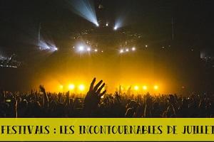 Provence : les festivals à ne pas manquer au mois de juillet