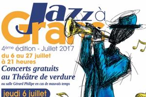 Jazz à Grans