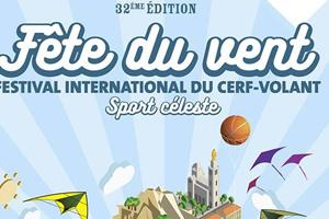 32e Fête du vent à Marseille !
