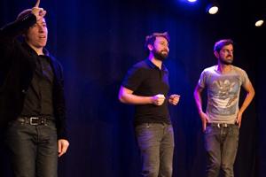 3 fa�ons de faire l'humour au festival OFF d'Avignon