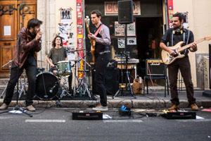 La Rue du Rock