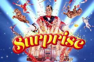 Le cirque Bouglione revient avec Surprise