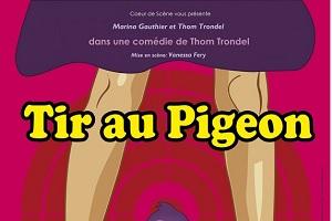 Tir au pigeon