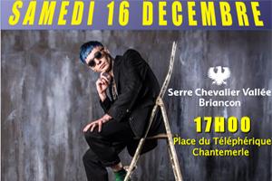 Grand concert d'ouverture à Serre-Chevalier